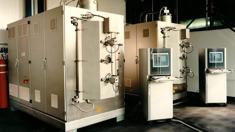 Bildergalerie PVD Anlage 10-950 - 1